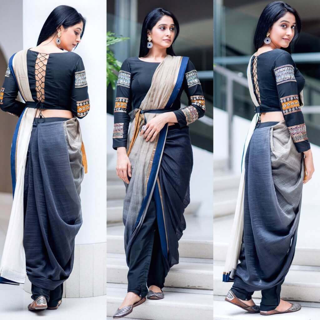 Latest Saree Color Trends 2019