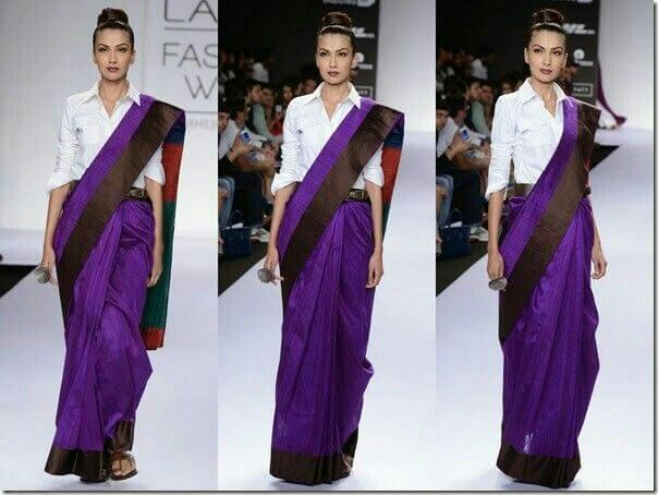 Latest New Saree Design Trends