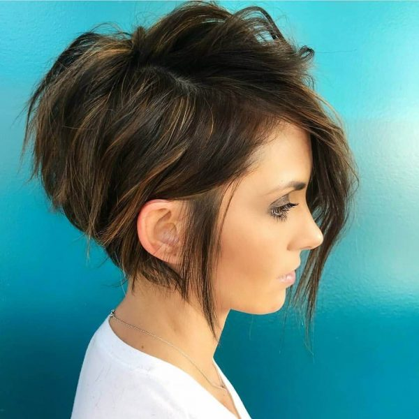 Best Short Hairstyles And Haircuts For Women 2019