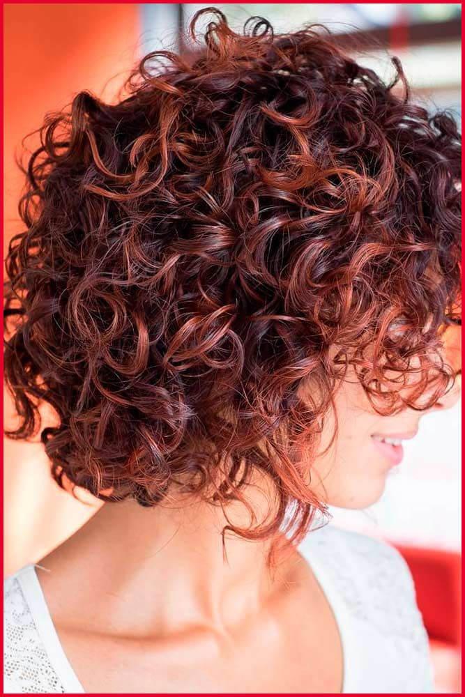 Honeycomb Curls Haircuts 2019