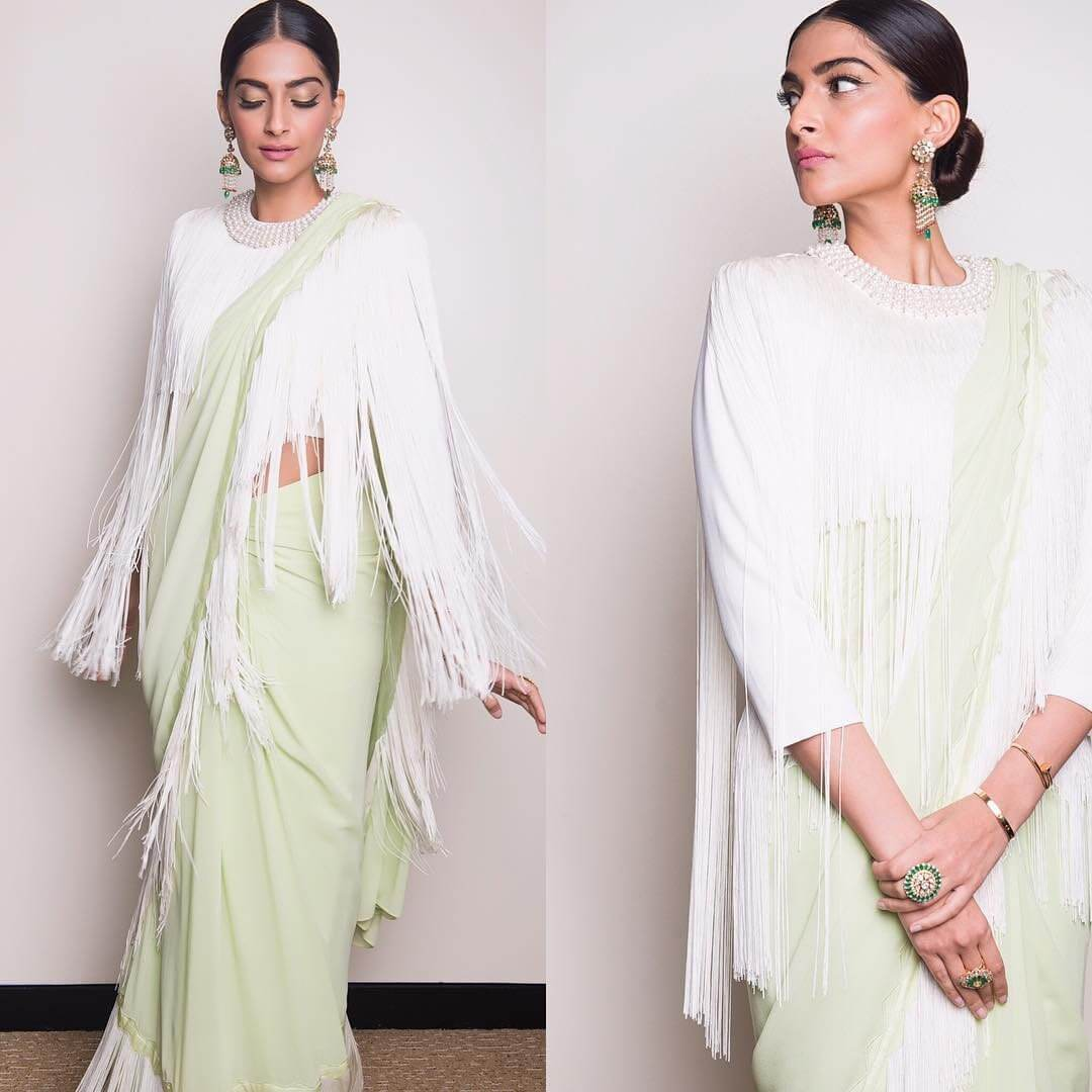 Latest Saree Trends 2019