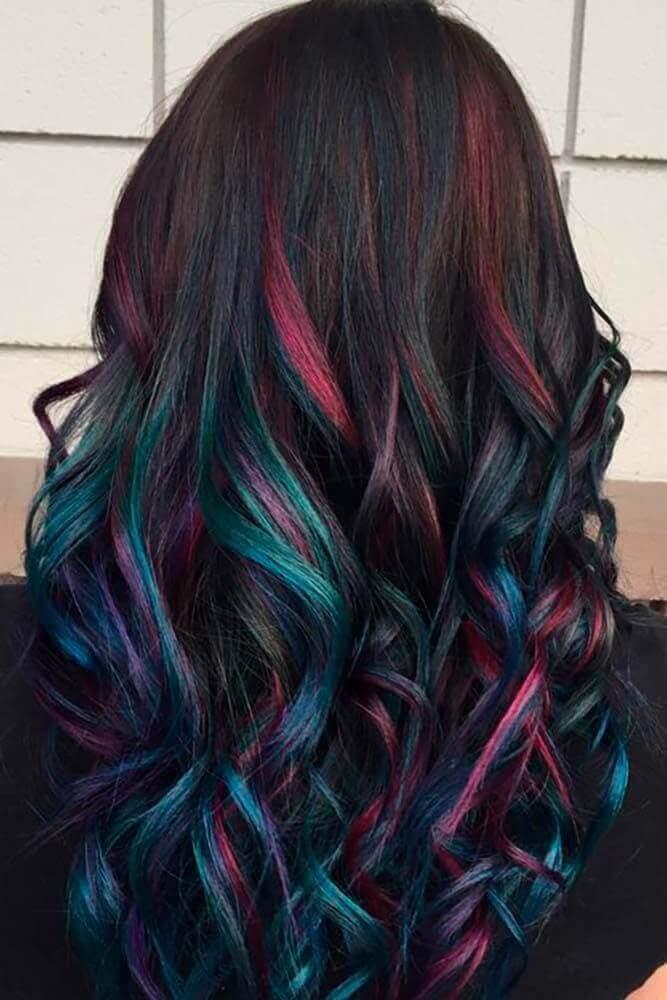 Rainbow Haircuts 2019