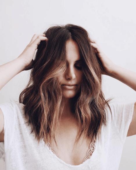 Classic beach waves Short Haircuts for Women 2020