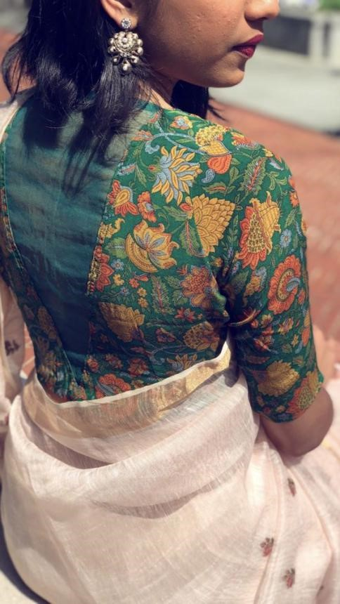 Wedding Blouse Designs 2020