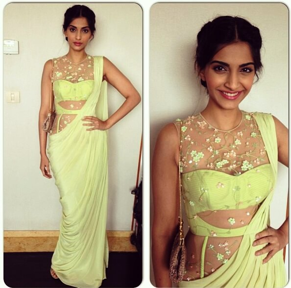 Awesome unique patterns saree Blouse Designs
