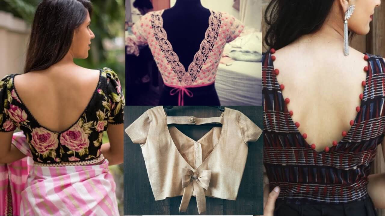 Saree Blouse Neck Designs 2020 Online Blouses Buy Saree Blouses Online In India Myntra Blouses Discover The Latest Best Selling Shop Women S Shirts High Quality Blouses