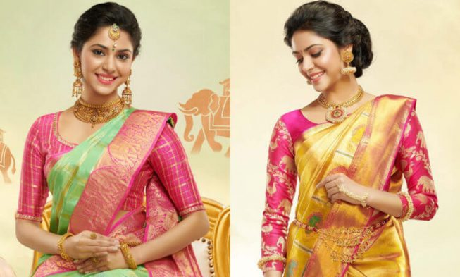 Welp New Latest Saree Blouse Designs 2020 Collection That Will Amaze You IF-11