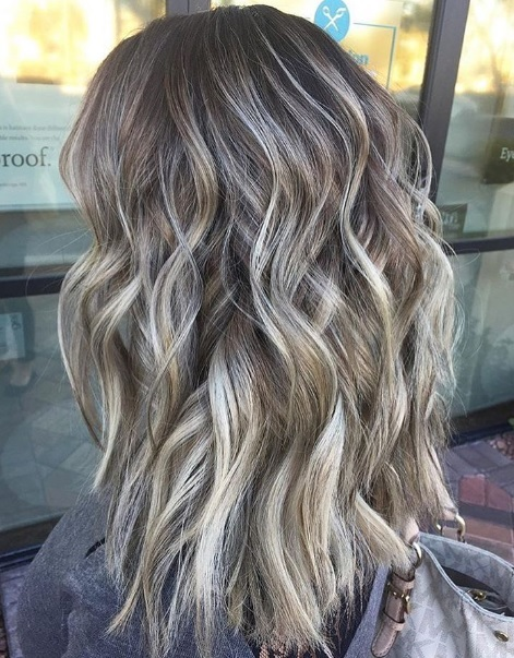 Medium to long bob hair 2021 hairstyles women