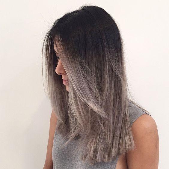 Pastel womens haircuts 2021